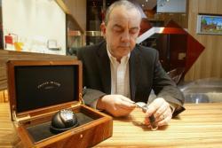 [Magasin Crésus, horlogerie-bijouterie, rue Gasparin, à Lyon: montres de luxe et d'exception]