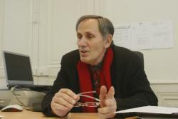 [Robert Zieleskiewicz, président de l'Association de promotion des maisons médicales de garde libérales lyonnaises]