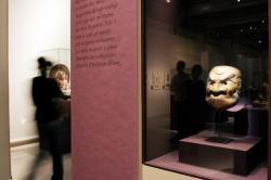"""[Museum d'histoire naturelle de Lyon : exposition """"Destination Japon""""]"""