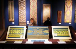 """[Musée historique des tissus : exposition """"Lyon et Napoléon""""]"""