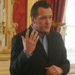 [François Gaillard, directeur de l'Office de Tourisme de Lyon]