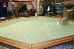 [Foire de Lyon, 2005 : stand des piscines]