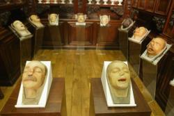 """[Musée des Hospices civils de Lyon : exposition sur les """"gueules cassées""""]"""