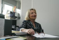 [Françoise Grossetête, candidate UMP aux européennes]