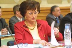 [Muguette Dini, vice-présidente du Conseil général du Rhône]