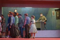 Moscou, quartier des cerises de Dimitri Chostakovitch, mis en scène par les Deschiens