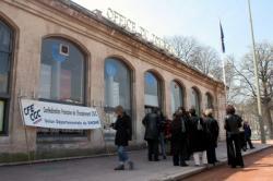 [Grève à l'Office de Tourisme de Lyon]
