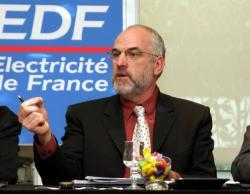 [EDF Rhône-Alpes : François Corteel et Jean-Roger Régnier]