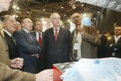[Salon Pollutec, 2004 : inauguration]