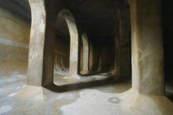 Vidange du réservoir d'eau du 8e arrondissement de Lyon