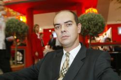 [Benoît Licour, directeur des relations régionales Centre-Est de SFR]