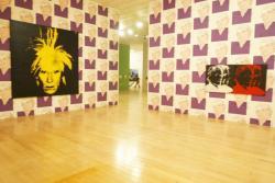 """[Musée d'art contemporain de Lyon. Exposition """"Andy Warhol, l'oeuvre ultime""""]"""