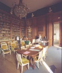 [Palais Saint-Jean : bibliothèque de l'Académie des sciences, belles-lettres et arts de Lyon]