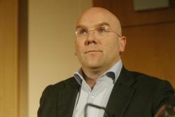 [Bruno Bonnell, cofondateur et président d'Infogrames]