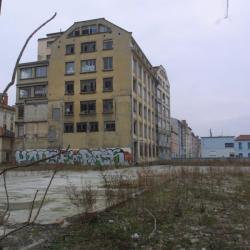 [Friche industrielle des anciennes usines Bally à Villeurbanne]