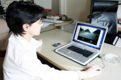 [Tests du logiciel Prism au Centre d'éducation et de sécurité routière de Bron (CESR)]