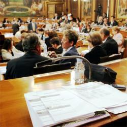 [Conseil municipal de Lyon : séance du 2 mai 2005]