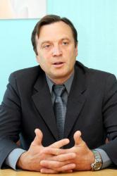 [Jean-Loup Durousset, président de la Fédération hospitalière privée Rhône-Alpes]