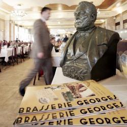 [La Brasserie Georges après rénovation]