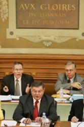 [Conseil général du Rhône : séance du 7 octobre 2005 sur l'insertion]