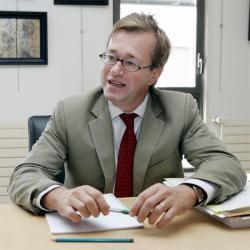 [Olivier Faron, directeur de l'ENS de Lyon]