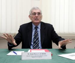 [Jean-Pierre Lacroix, préfet du Rhône]