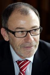 [Alain Sermet, directeur régional de la SNCF de Lyon]