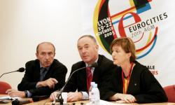 [XXe édition de l'assemblée générale des Eurocités, 2005]