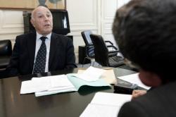 [Bruno Gignoux, président du goupe UMP au Grand Lyon]