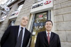 [Succursale lyonnaise de la banque HSBC, ancien Crédit commercial de France]