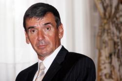 [Prise de fonctions de Jean-Pierre Laflaquière, nouveau préfet délégué à la sécurité et à la défense]