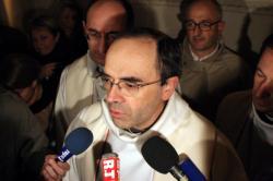 [Monseigneur Philippe Barbarin, cardinal et archevêque de Lyon]