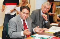 [Plan canicule dans le Rhône : Xavier Bertrand, ministre de la Santé, en visite à Lyon]