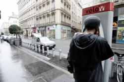 [Déplacements doux à Lyon : le Velo'V]
