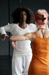 [Studio Lucien : compagnie de danse Propos de Denis Plassard]