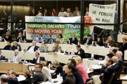 [Conseil de communauté du Grand Lyon : séance du 20 septembre 2005]