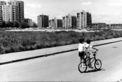 Vaulx en Velin, été 1987