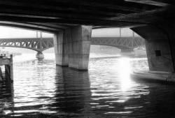 La Saône vers Perrache