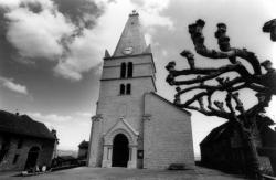 Saint-Hilaire-de-Brens (Isère) : église