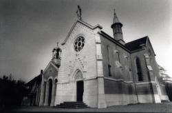 [Eglise Notre-Dame de l'Aumône à Rumilly (Haute-Savoie)]
