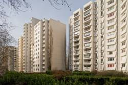 Série d'immeubles
