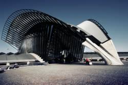 Gare TGV Lyon Saint-Exupery