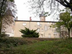 Château de la Motte (ou Lamothe), Lyon