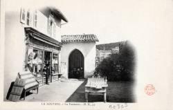 La Louvesc : La Fontaine