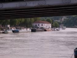 Le Pont SNCF, quai Rambaud