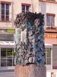 """""""Le Buisson ardent"""" de Geneviève Böhmer (1982)"""