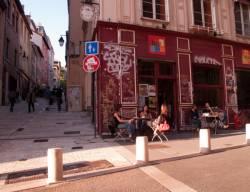 La Montée de la Grande-Côte et la rue Burdeau