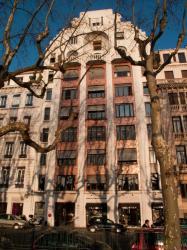 Immeuble Barioz, 7 quai Général-Sarrail