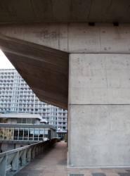 La Tour E.D.F. : détail de l'architecture