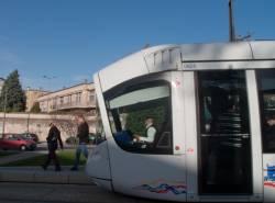 Le Tramway, boulevard Ambroise-Paré
